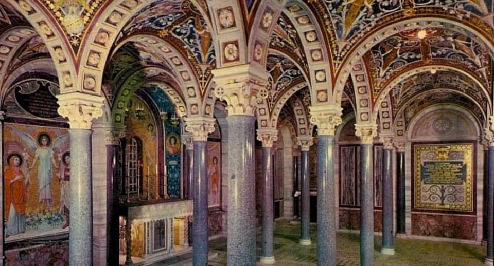 Basilica e Sotterranei di Santa Cecilia in Trastevere