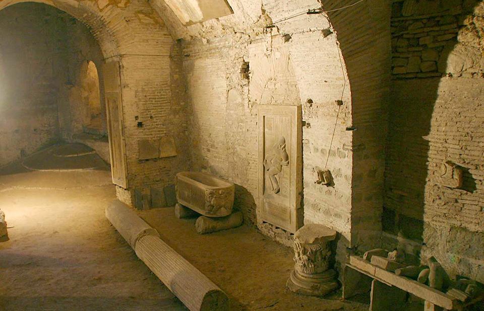Basilica dei SS. Silvestro e Martino ai Monti