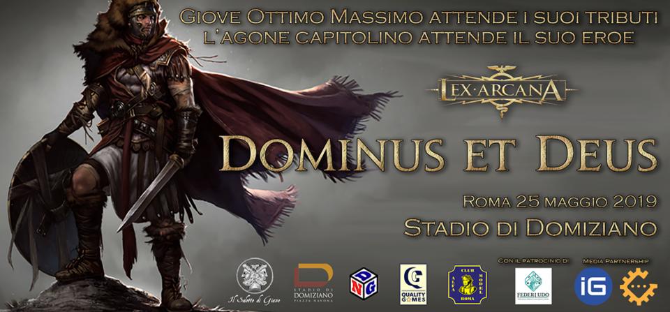 Dominus et Deus